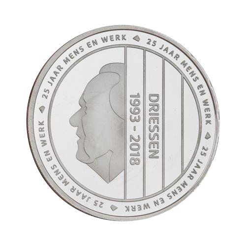 8_custom munten penning coins laten maken