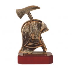 Brandweer award beeldjes