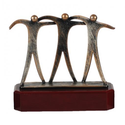 35-233LRT-B-Teamwork-beeldjes-awards-geschenken