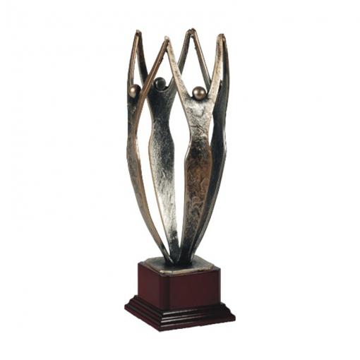 35-683LRT-B-teamwork-awards-plaquettes-acrylaat-glas-metaal