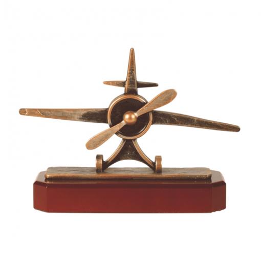 35-862LEB-B-vliegtuig-beeldje-award-geschenk