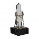 Awards van glas en metaal bestellen of laten maken