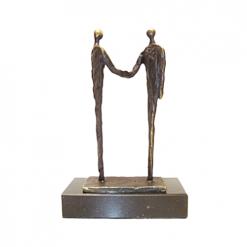 samenwerking awards beeldjes beelden en sculpturen laten maken