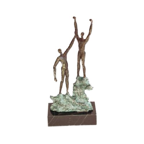 38-BS85400AM-bronzen-beeldjes-beelden-sculpturen-laten-maken