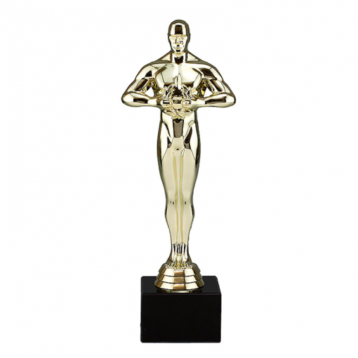 60AWBEKU001-Goedkope-Oscar-Replica-Awards-Budget-Kunststof
