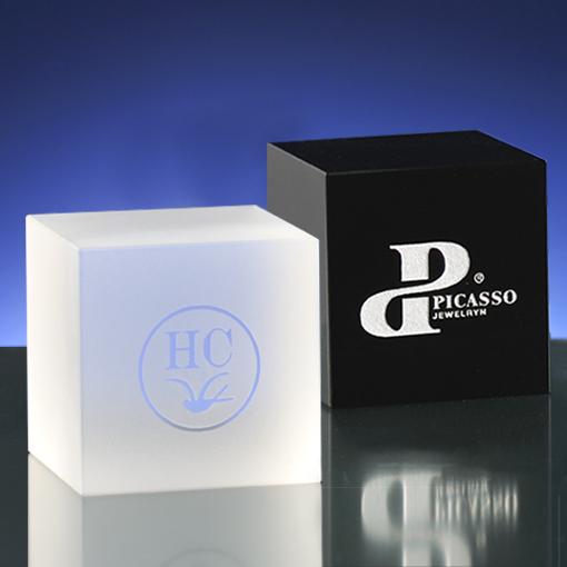 AWBVGL005-kubus-cube-zwart-black-frosted-awards