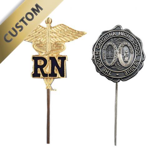 Custom pins en speldjes laten maken met logo