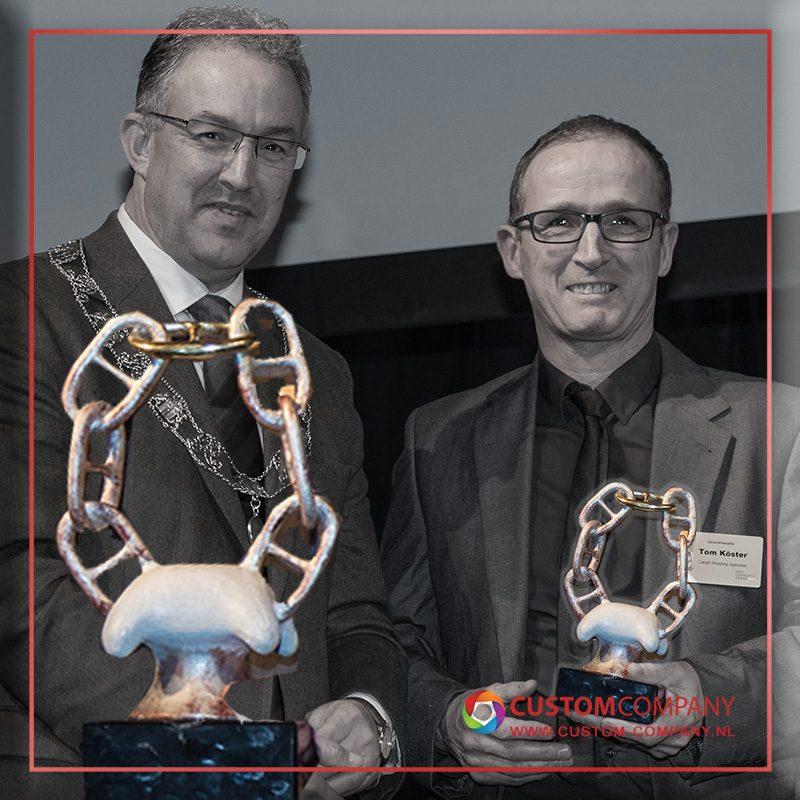 custom awards van brons laten maken