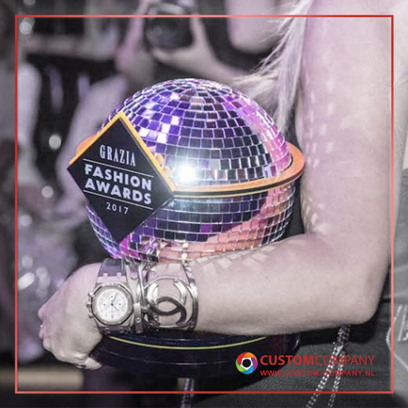 luxe awards laten maken van plexiglas